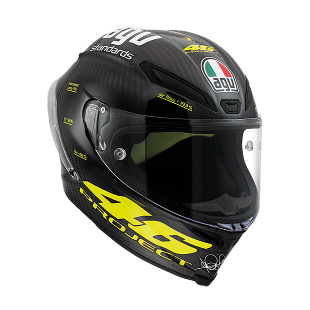 AGV Pista GP - Project 46 Helmet