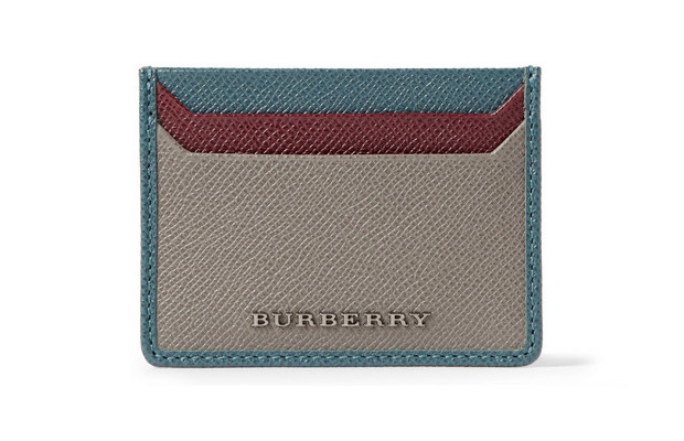 Burberry Card Holder With Clip