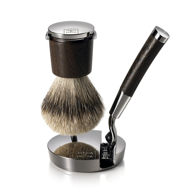 Acqua di Parma - Shaving Razor and Brush
