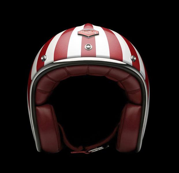 Ruby Pavillon Shibuya Helmet