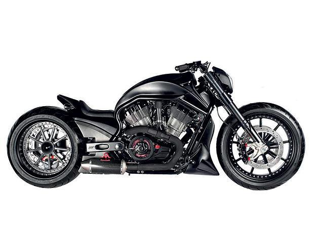 Shaw Speed & Custom - Bat Bike - King of Fuel