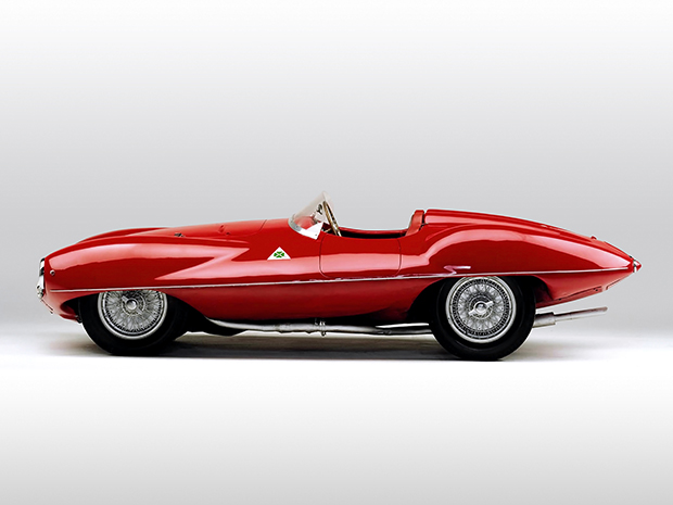 1952 alfa romeo c52 disco volante spider king of fuel. Black Bedroom Furniture Sets. Home Design Ideas
