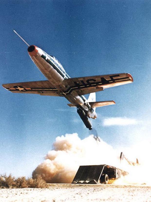 Republic F-84G Thunderjet ZELL