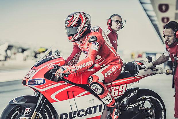 MotoGP Ducati COTA