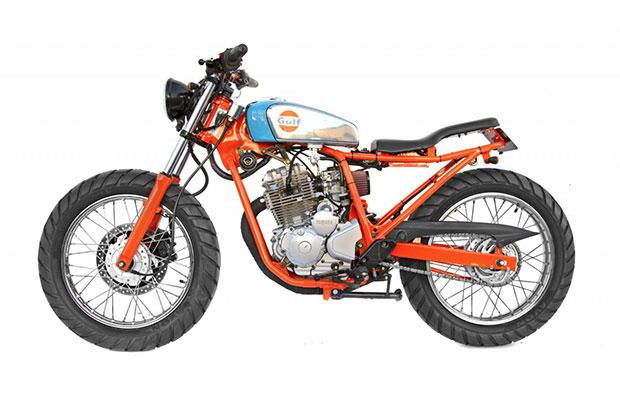 The Flug Yamaha Scorpio 255cc