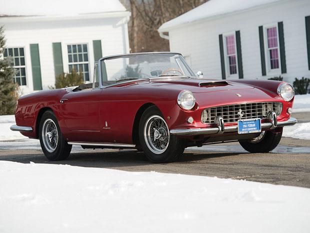 1961 Ferrari 250 GT Series II Cabriolet
