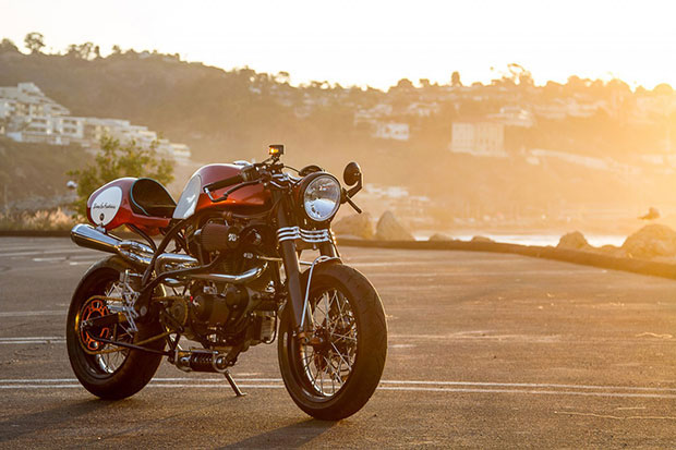 The Bully Buell X1 Lightning by Deus Ex Machina