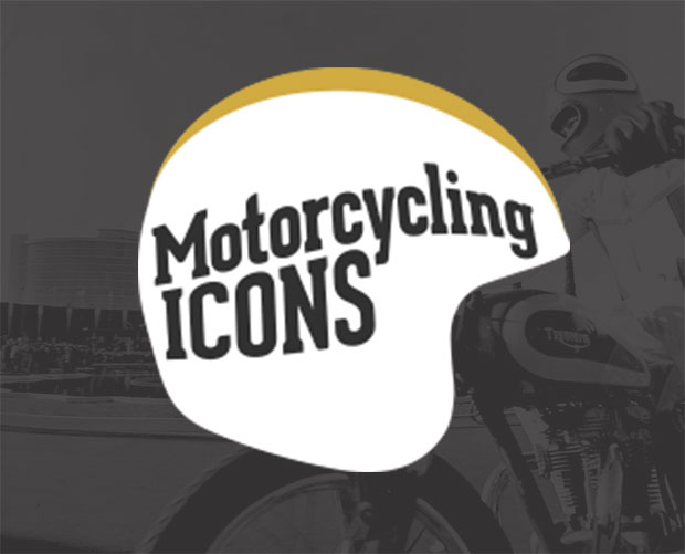 Motorcycling Icons