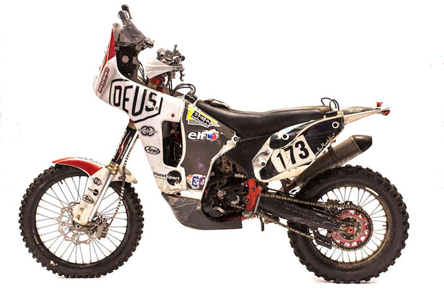 Deus Dakar 450RR