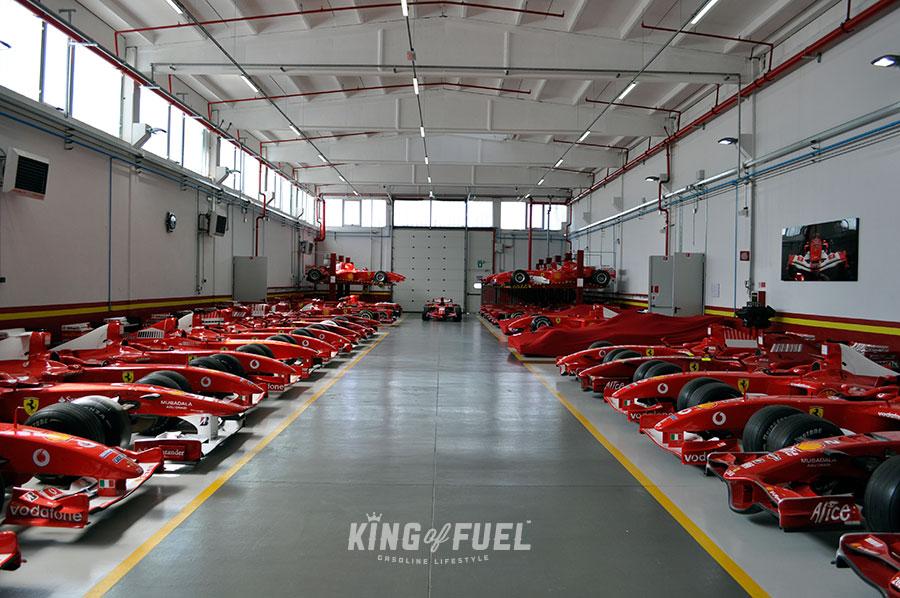 Ferrari Corse F1 Clienti