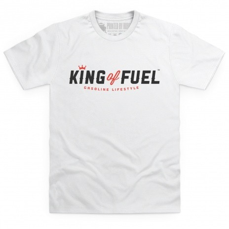 King of Fuel T-shirt