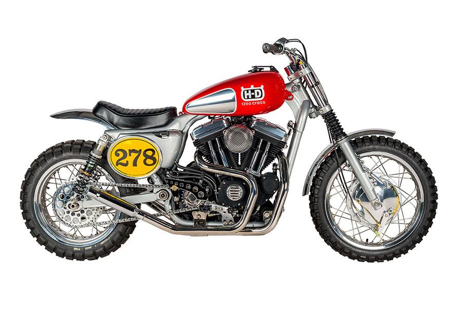 Harley Davidson Dirt Bike