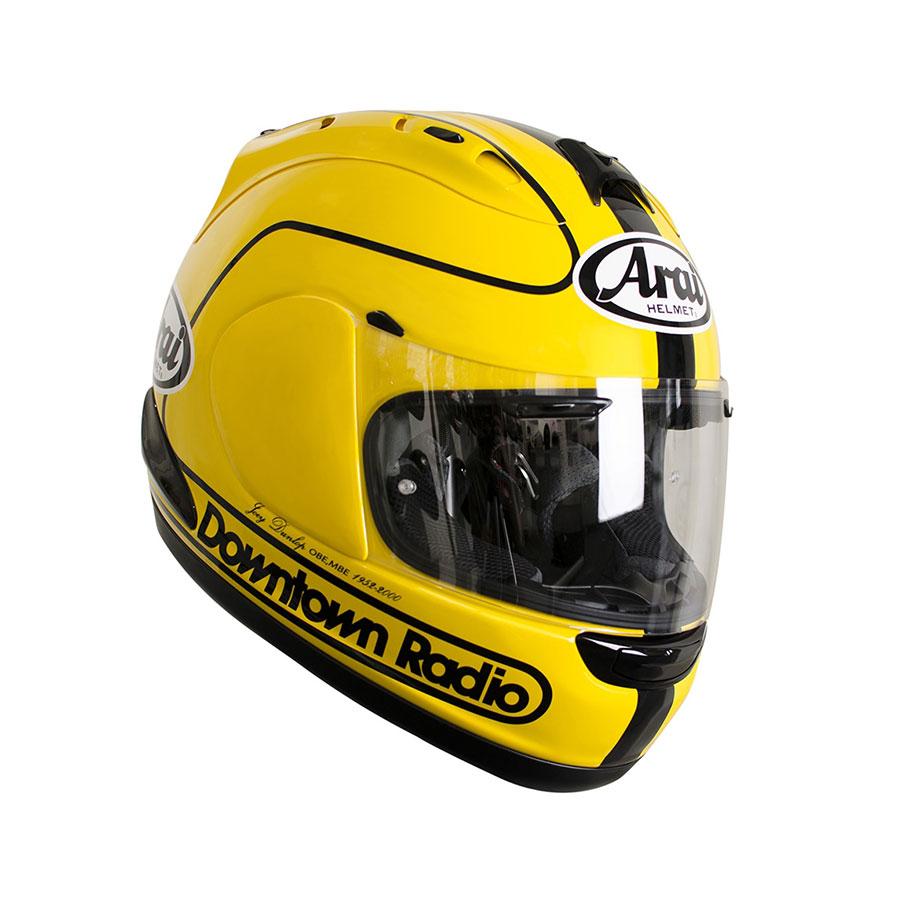 RX-7 GP Joey Dunlop Replica helmet