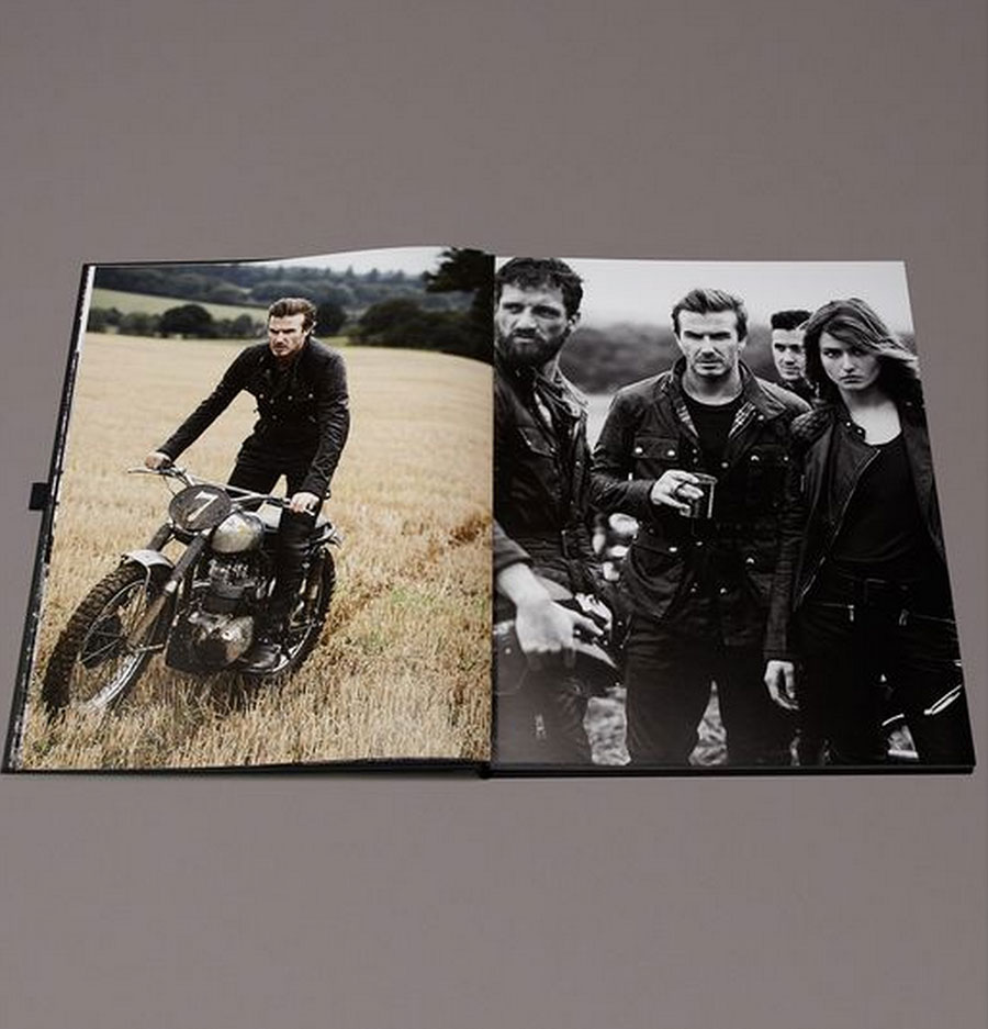 David Beckham Book - Off Road