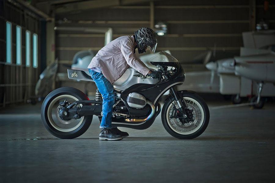 Hide Motorcycle (Hidemo) Custom BMW R nineT