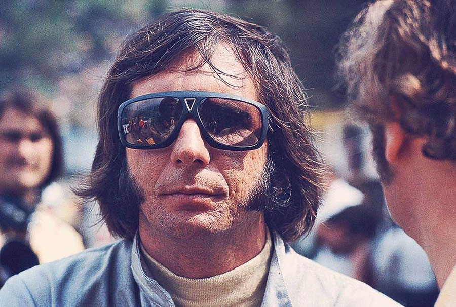 Top Ten 1970\'s Formula 1 Sunglasses - King of Fuel