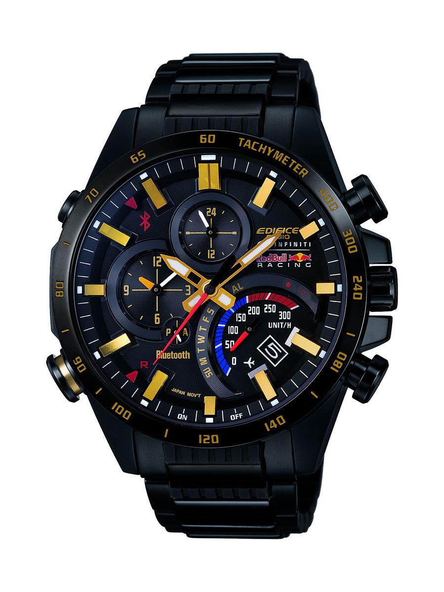 Casio Edifice x Infiniti Red Bull Racing EQB-500RBK-1AER