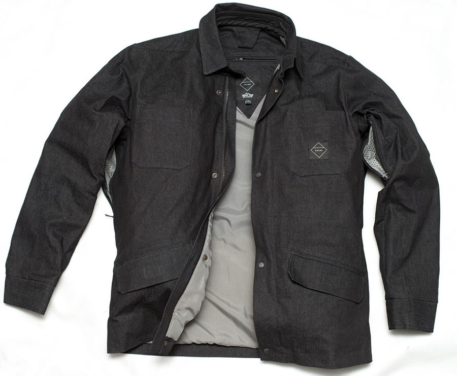 Crave Motorcycle Denim Jacket