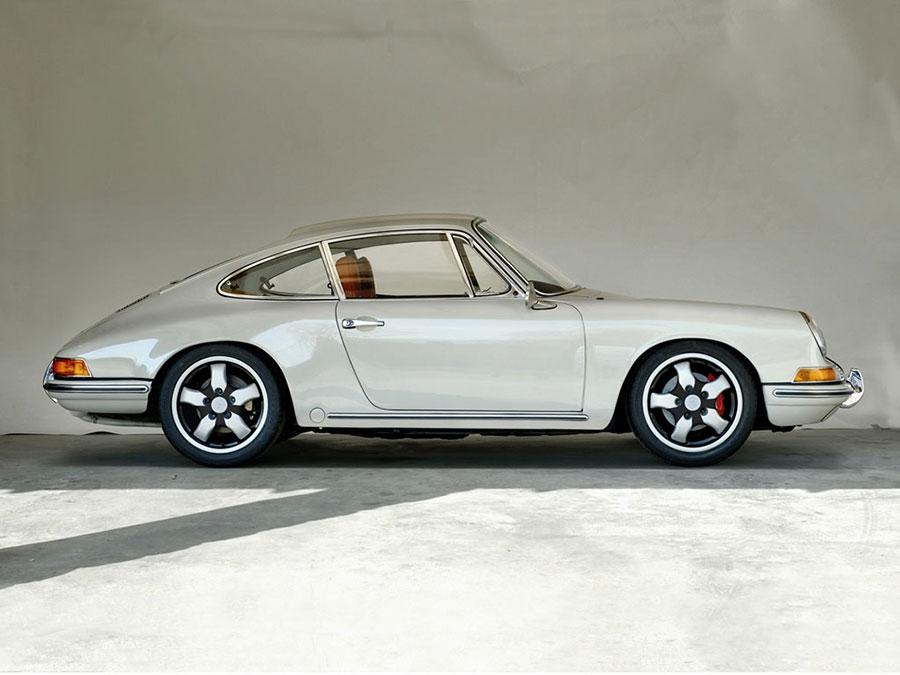 Porsche 912 'Weekend Racer' by Dutchmann