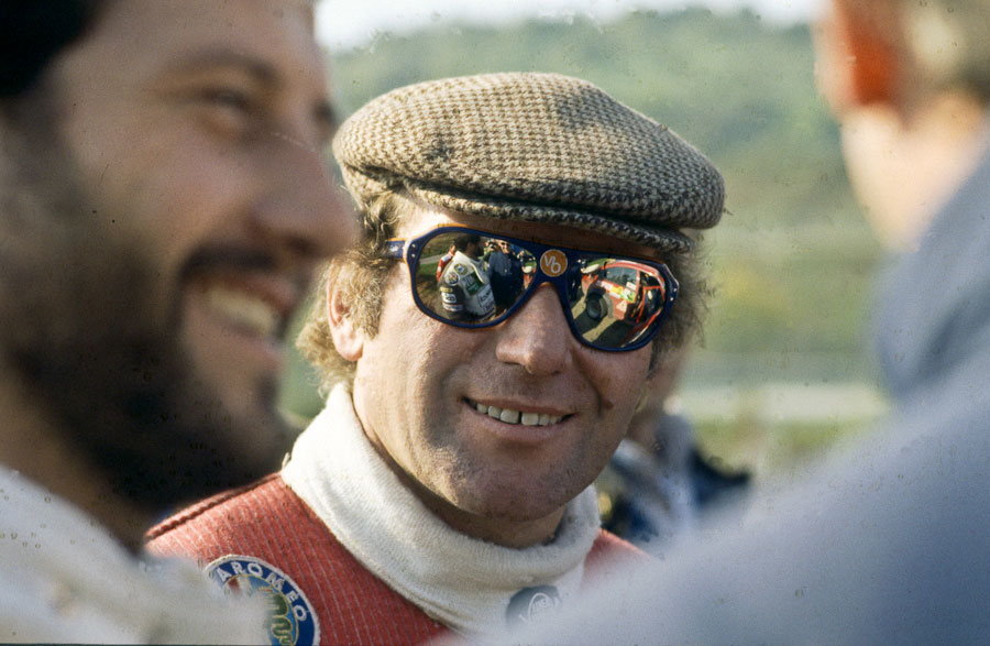 Vittorio Brambilla – Hard Hitter On and Off Track
