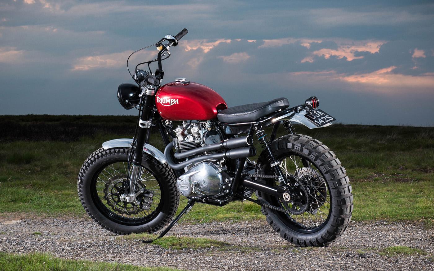 Days Gone Bike Ducati Scrambler