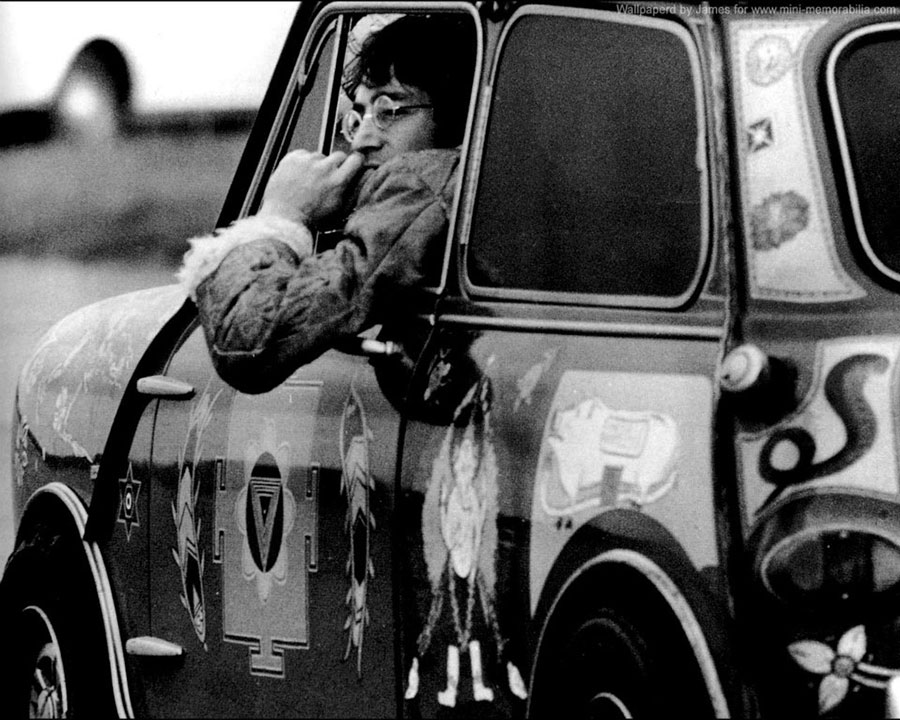 Mini Cooper S 1963 King Of Fuel