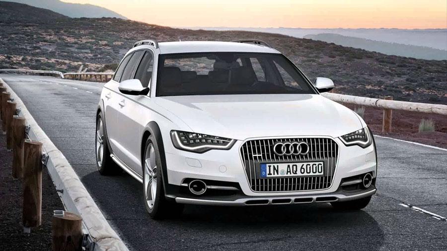 Audi's A6 Allroad