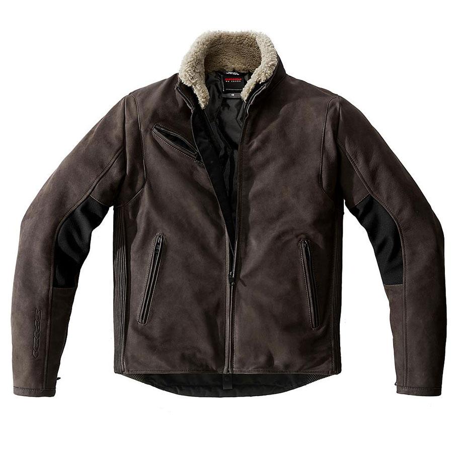 SPIDI Firebird Leather Jacket