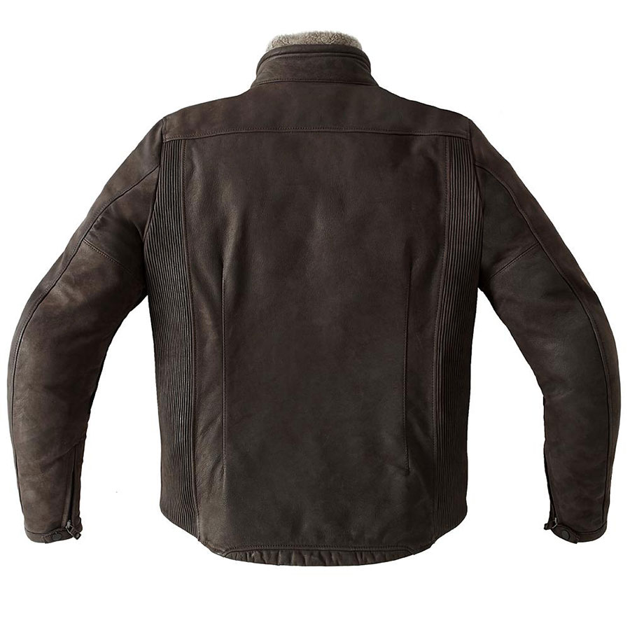SPIDI Firebird Leather Jacket 12