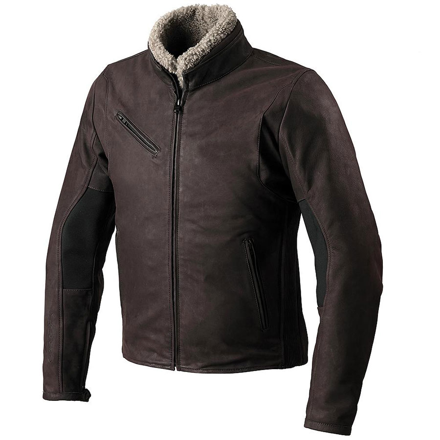 SPIDI Firebird Leather Jacket 13