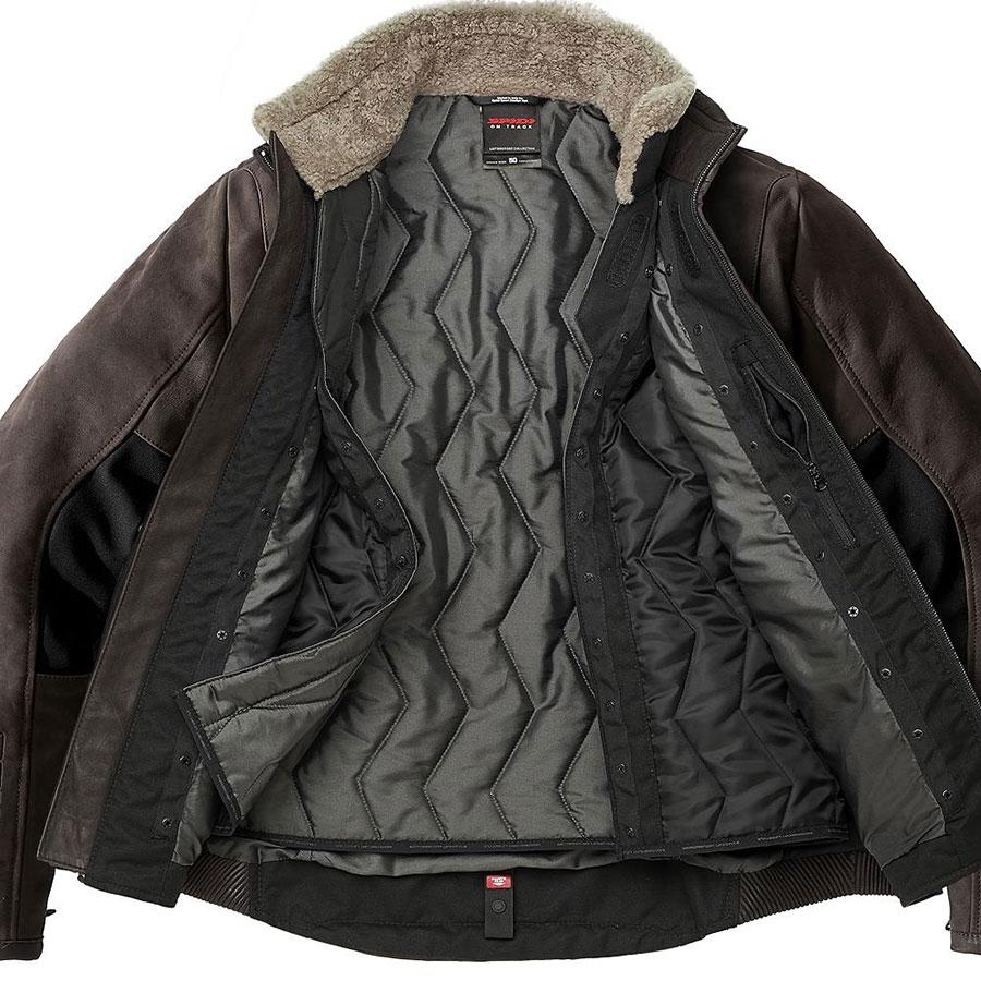 SPIDI Firebird Leather Jacket 14