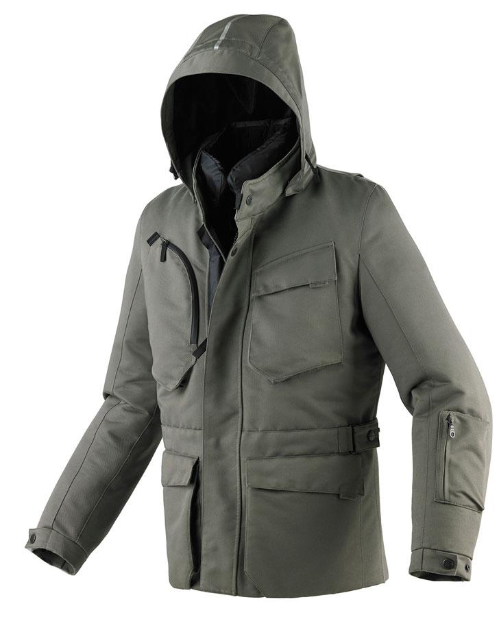 SPIDI Master Combat Jacket