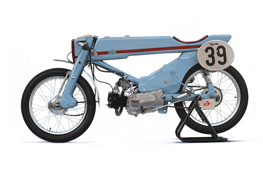 The Deus Firefly - 1961 Honda Super Cub