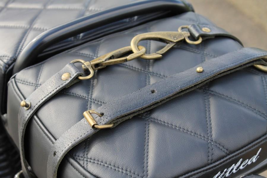 Custom Luggage Bike Straps