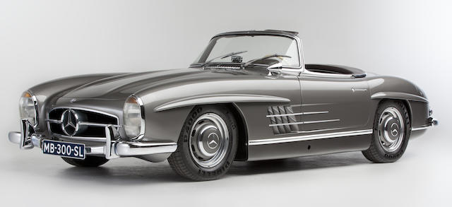 300SL Roadster 1962