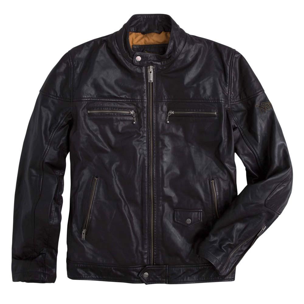NORTON-commando-jacket front