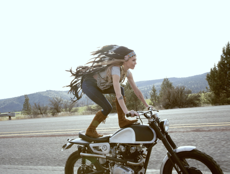 Leticia Cline via Womens Moto Exhibit
